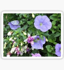 Lilac Trombones Sticker