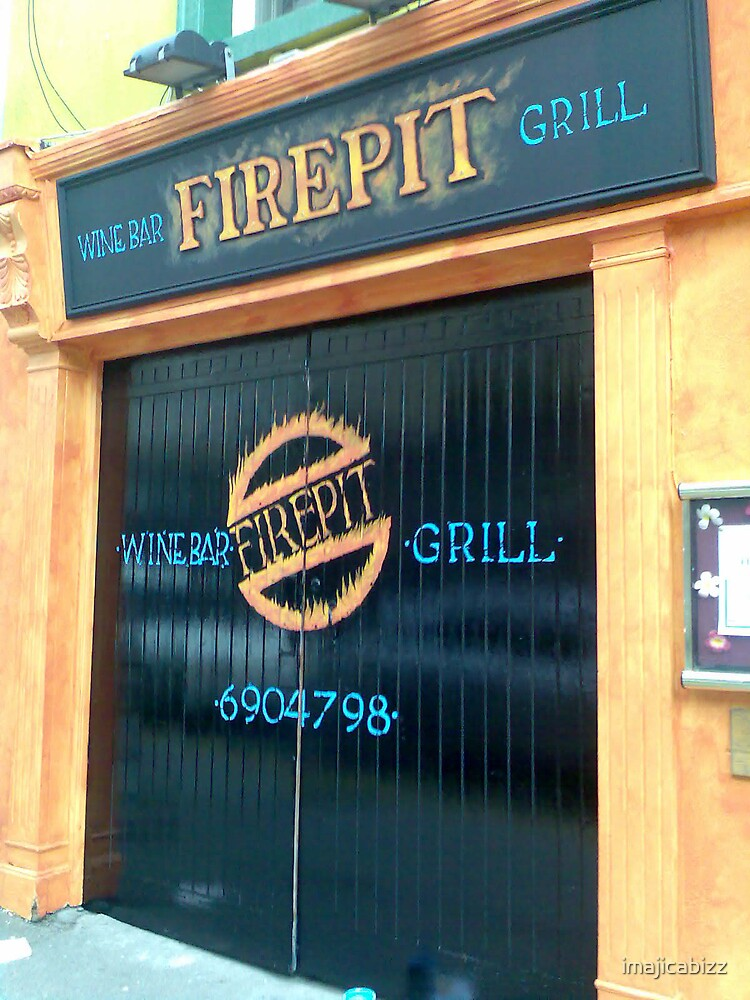 firepit restaurant by imajicabizz