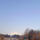Scenery Mount Hood by chandra