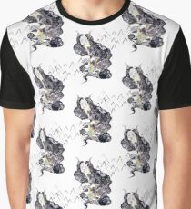 Caterpillar Man Graphic T-Shirt