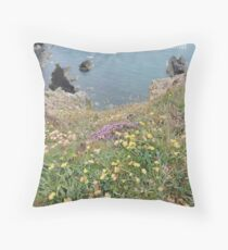 Leave Yourself Behind Throw Pillow
