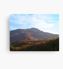 Grandfather Mountain Canvas Print