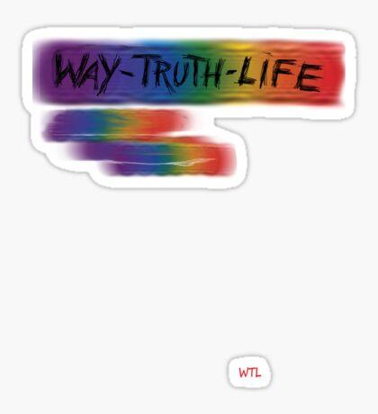 WTL Sticker