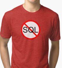 NoSQL Tri-blend T-Shirt