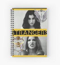 Cuaderno de espiral Extraños