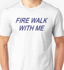TWIN PEAKS // FIRE WALK WITH ME T-Shirt