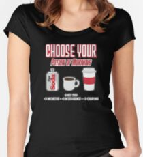 Potion of Morning Women's Fitted Scoop T-Shirt