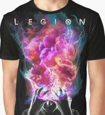 legion brain Graphic T-Shirt
