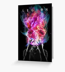legion brain Greeting Card