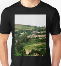 Rolling Irish Hills - Donegal, Ireland Unisex T-Shirt