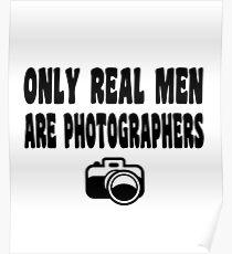 Photographer Poster