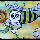 Bumble Skull by chongolio