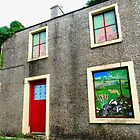 Painted Windows, Donegal, Ireland by Shulie1