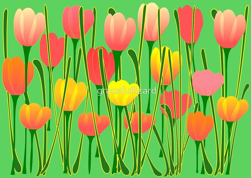 Tulips by Anastasiya Malakhova