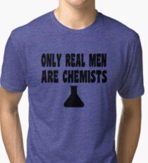 Chemist T Shirt Tri-blend T-Shirt
