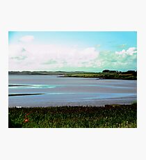 A loch in Donegal, Ireland Photographic Print