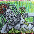 Garden Goddess by chongolio