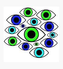 Watching You: Cool Photographic Print