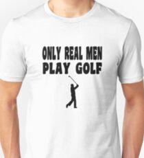 Golf T Shirt  Unisex T-Shirt