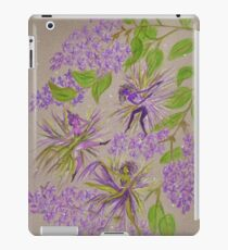 french lilacs iPad Case/Skin
