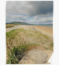 Lisfannon Beach Donegal..........................Ireland Poster