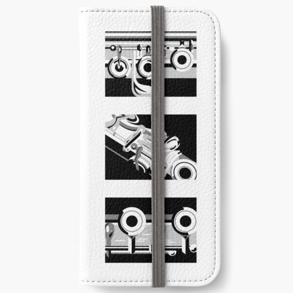 Flute Triptych  iPhone Wallet