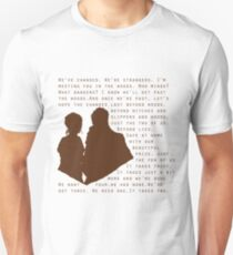 Into The Woods: Baker & His Wife Unisex T-Shirt