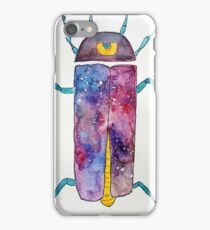 Galaxy lightening bug iPhone Case/Skin