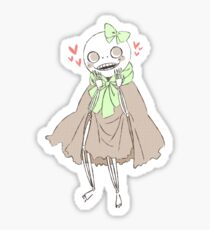 Emil Bow Sticker