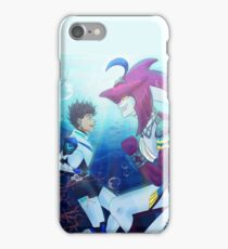 Lance and Sidon iPhone Case/Skin