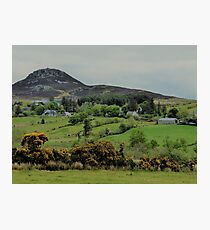 On The Road To Clonmany....................Ireland Photographic Print