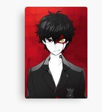 Persona 5 My Dark Side Canvas Print