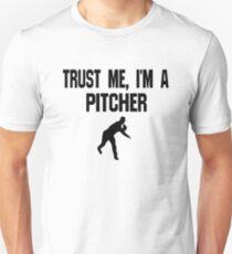 Pitcher T Shirt Unisex T-Shirt