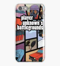 PUBG GTA iPhone Case/Skin