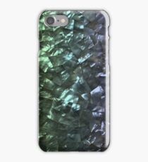 Natural Shimmering Mother of Pearl Nacre  iPhone Case/Skin