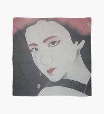 Crying Geisha Scarf
