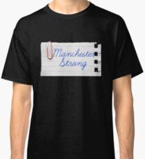 T-shirt Manchester strong Classic T-Shirt