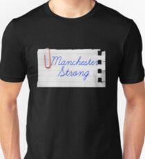 T-shirt Manchester strong Unisex T-Shirt