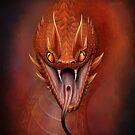 Fire Viper Snake by SessaV