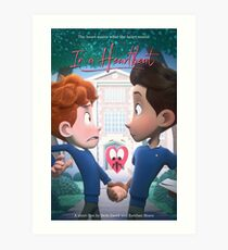In a Heartbeat - Official Film Poster Art Print