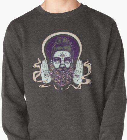 Flower Beard || Psychedelic Illustration by Chrysta Kay T-Shirt