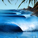 Hawaii Blue by ShaneMartin