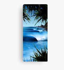 Hawaii Blue Canvas Print