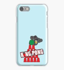 King Pong The Legend iPhone Case/Skin