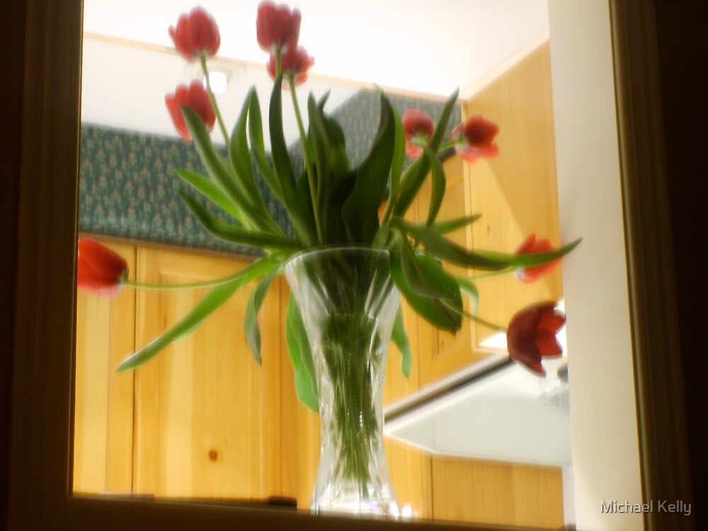 Tulips - Alive by Michael Kelly