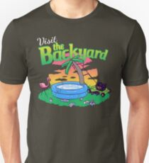 Backyard Vacation Unisex T-Shirt