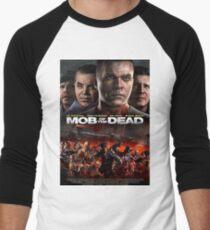 Camiseta ¾ estilo béisbol Bo2 - La mafia de los muertos