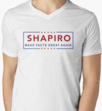 Ben Shapiro - Make Facts Great Again Men's V-Neck T-Shirt