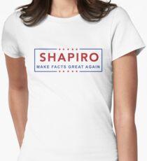 Ben Shapiro - Make Facts Great Again Women's Fitted T-Shirt