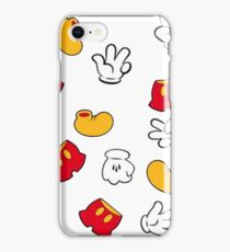 Gloves, Pants, and Shoes iPhone Case/Skin